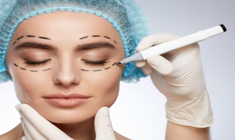 بلفاروپلاستی یا جراحی پلک چشم