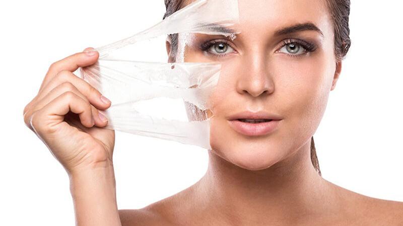 متخصص پوست اصفهان | لایه برداری شیمیایی پوست و انواع آن