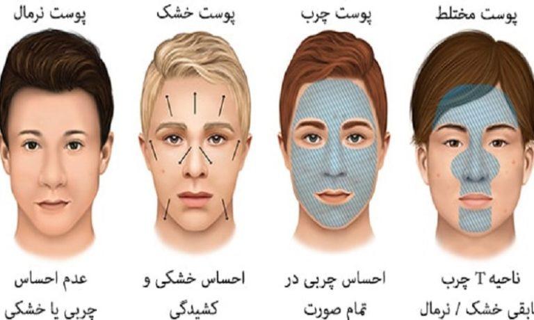 پوست مختلط چیست ؟