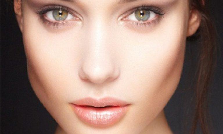 زاویهدار کردن صورت و فک