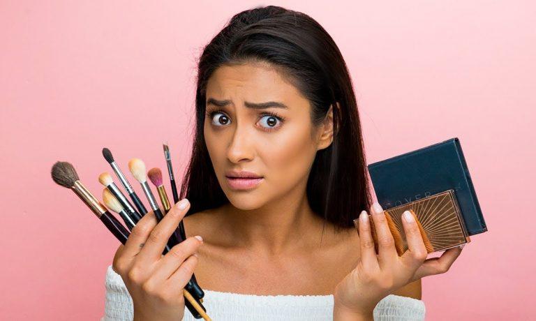 عادت های غلط آرایشی را بشناسید